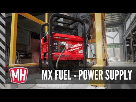 MX FUEL Power Supply