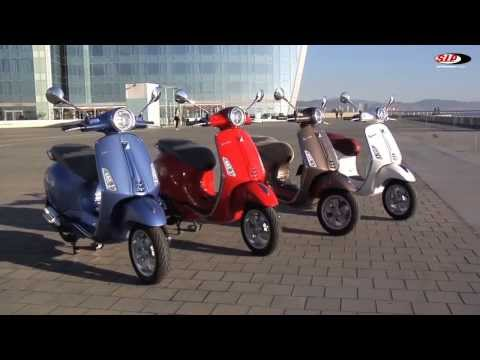 Vespa Primavera Preview 2014: SIP TV Test