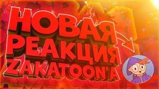 Реакция На Zakatoon'a?!