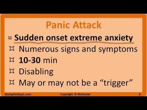 Anxiety Disorders: GAD, OCD, PTSD, Panic Attacks & Phobias
