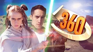 Star Wars 360 VR Experience - Desert Assault