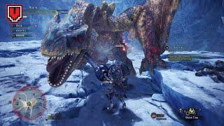 mhw iceborne lance tigrex - TH-Clip