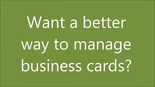 Great Networking without the Business Card Clutter.   NWAnetworking.com
