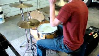 "Drum Cover of ""Clouds"" by As Cities Burn"