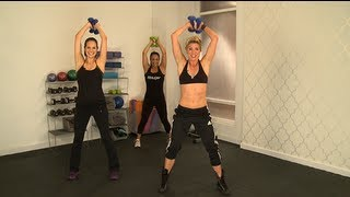 Jackie Warner's 10-Minute Full Body Workout by popsugarliving