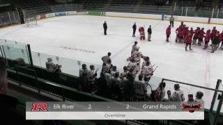 Edina Holiday Classic Elk River vs Grand Rapids Part 2