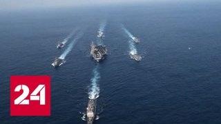 Стратегическое терпение кончилось: США отправляют к берегам КНДР еще два авианосца
