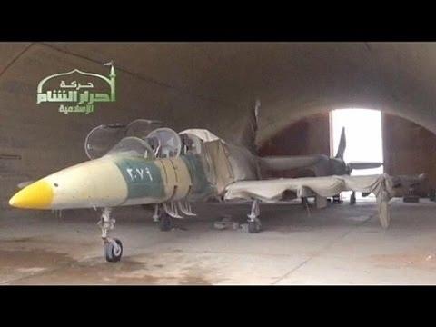 L'EI dispose d'avions volés à l'armée syrienne