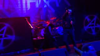 Anthrax - A Skeleton In The Closet (Houston 4-10-2013)