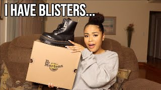 DR MARTENS JADON REVIEW, UNBOXING AND WEAR TEST!
