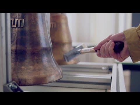 Mit Computersimulationen den richtigen Ton treffen: Die Jazz-Glocke