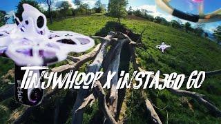 Tinyhawk 2 with Insta360 GO - FPV FLOW