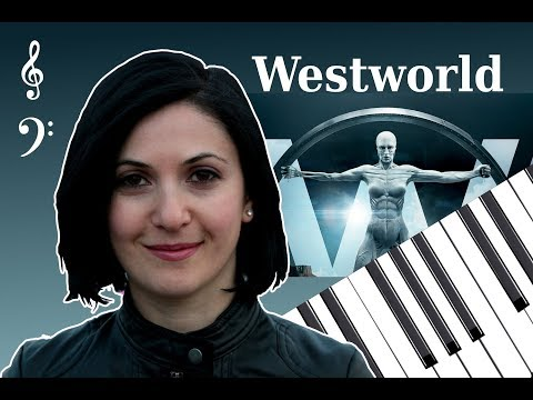 Piano Cover of Westworld soundtrack with free sheets