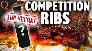 Competition BBQ Ribs Recipe | Secret Sauce