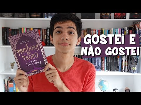 MAIS PODERES | A Traidora do Trono, de Alwyn Hamilton (A Rebelde do Deserto #2) | Resenha