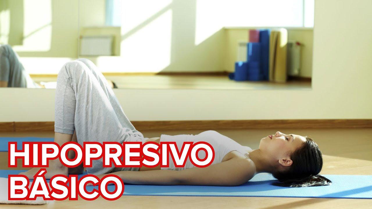 Cómo realizar ejercicios hipopresivos en el posparto para perder tripa
