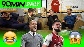 Was Pep Disrespectful To Redmond!? | Are Arsenal Guaranteed Top 4!? | 90Min Daily