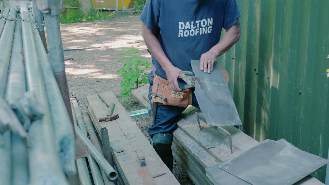 Cutting Secondhand Slates