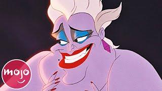 Top 10 Sassiest Disney Villains