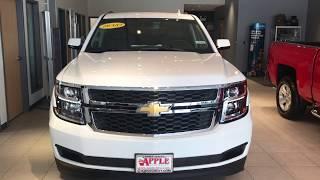 2019 Chevy Tahoe LT Apple Chevrolet Tinley Park IL (19-0149)