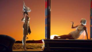 Katy Perry feat Fergie and Beyonce - Dark Horselicious (Netto Nunes Mash!)