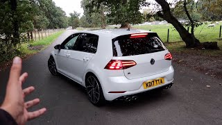The Most Expensive VW GOLF R I