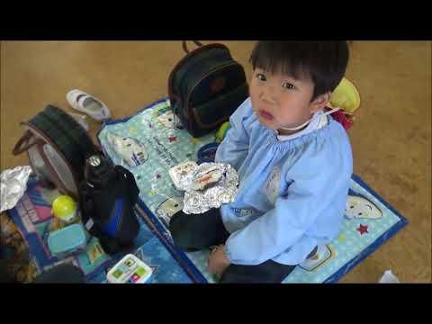 笠間 友部 ともべ幼稚園 子育て情報「最後のおにぎりお弁当」