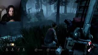 SCARIEST GAME OF DEAD BY DAYLIGHT