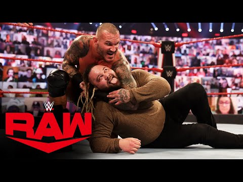 Bray Wyatt vs. Randy Orton: Raw, Dec. 7, 2020