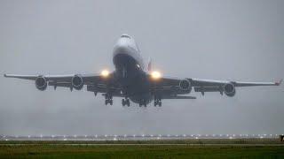 video: British Airways' last Boeing 747 jets fly into retirement