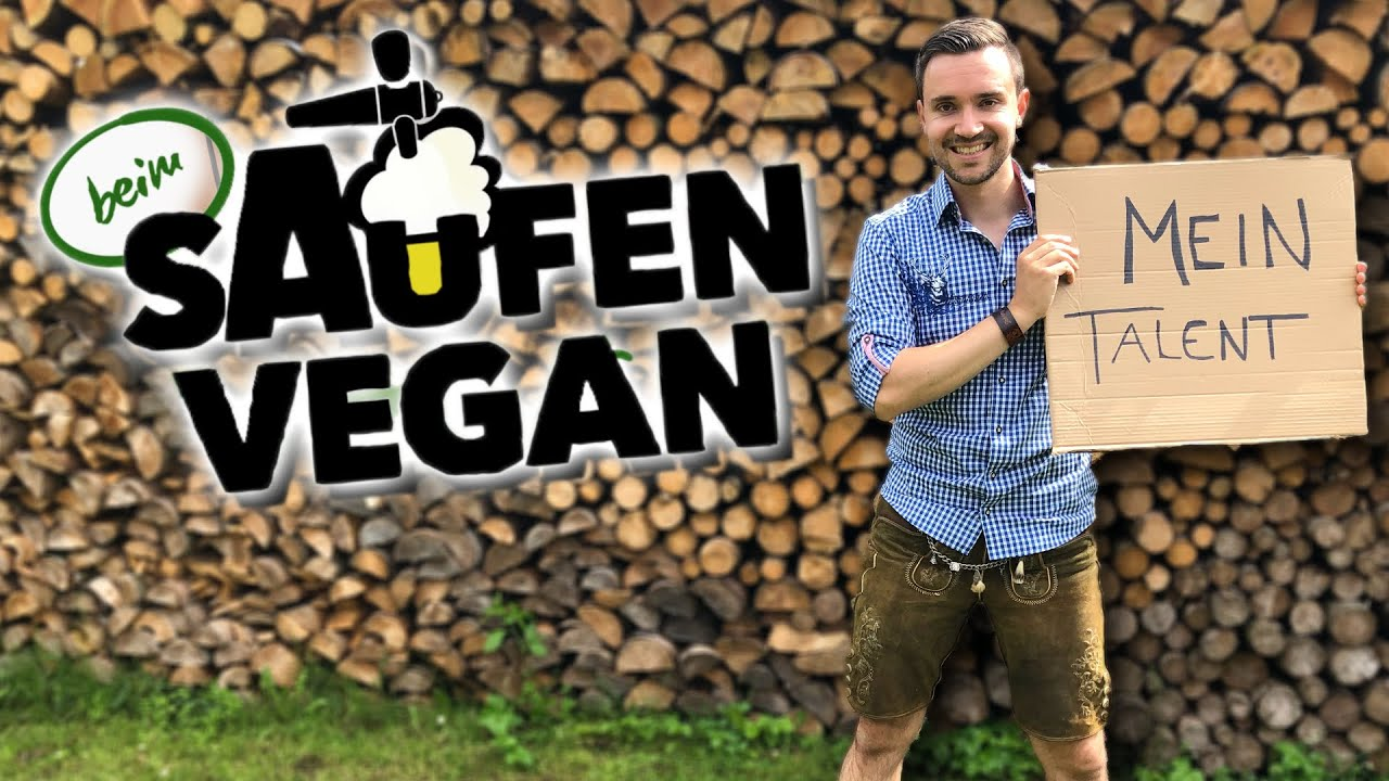 Johnny Dampf – Beim Saufen vegan