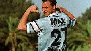 #27 Zlatan Ibrahimovic, Malmö FF
