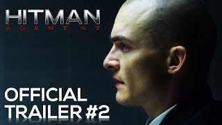 Hitman: Agent 47 - Official Trailer 2