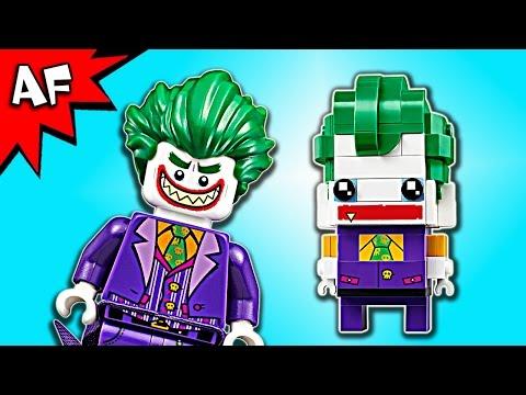 Vidéo LEGO BrickHeadz 41588 : Le Joker