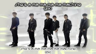 EXO-M MACHINE [ENG SUB+PINYIN] [HD+3D]