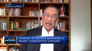 Full Interview: Anwar Ibrahim, Malaysia's opposition party leader | CNBC International
