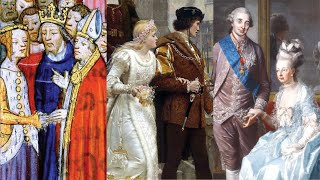 Royal Weddings: Middle Ages – Enlightenment