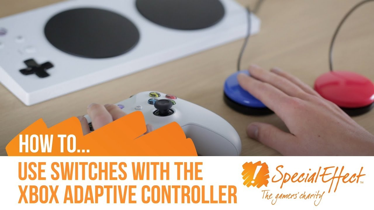 video placeholder for How to Use Switches with the Xbox Adaptive Controller