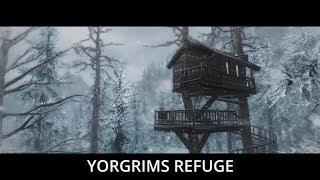 Yorgrims Refuge - Player Treehouse showcase