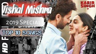 Vishal Mishra Top 10 Songs New 2019 Nonstop Mix By DJ D7 /Kese Hua..Nay Lagda..Nah Chah Ke Bhi