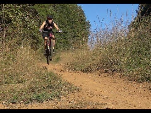 Enduro Mountain Bike Throw Down