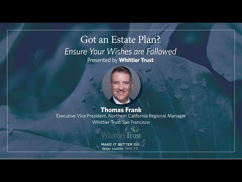 Succession Planning with Whittier Trust