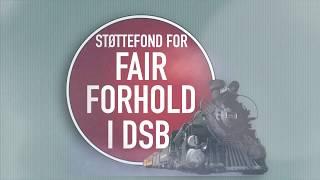 Støttefond for #fairforhold i DSB