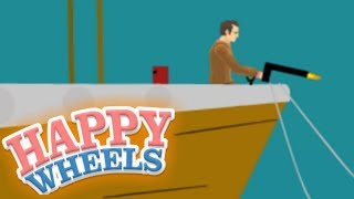 USANDO UNA PISTOLA!! (secreto) - Happy Wheels - dooclip.me