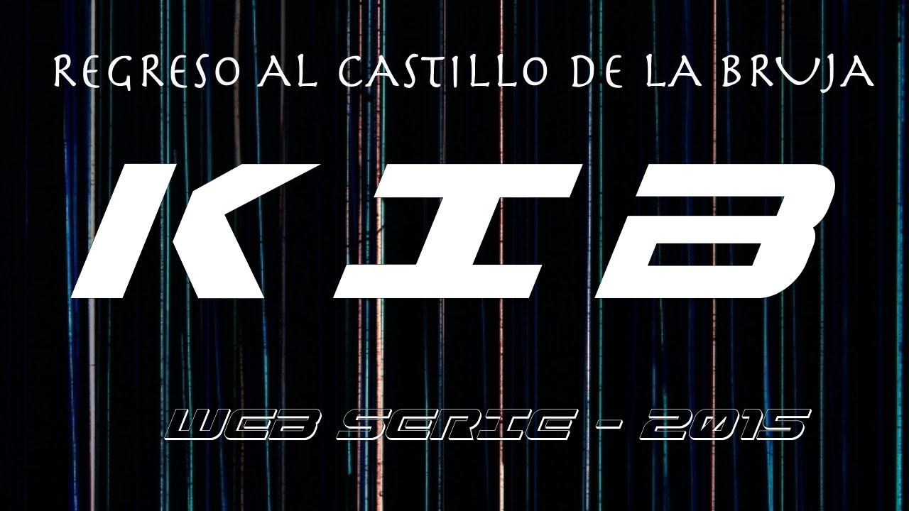 """""""Regreso al Castillo de la Bruja"""" - Kids In Black 2015 - Avance Serie - Teaser"""