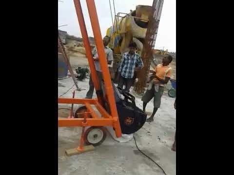 Column Box Concrete Lift