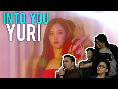"We Are So ""INTO YOU""-RI (YURI MV Reaction)"