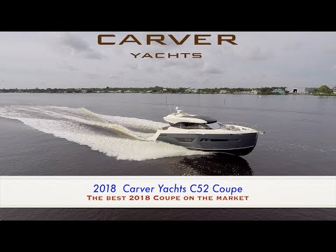 Carver C52 Coupe video