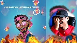 Lil Pump Diss Track? | Joyner Lucas   Gucci Gang Remix | Reaction