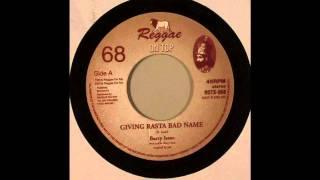 Barry Issac - Giving Rasta Bad Name + DUB